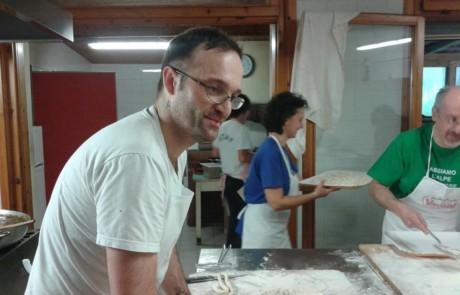 Emiliano cucina