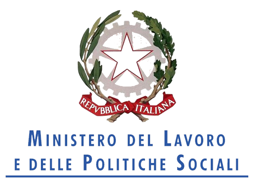 Logo ministero del lavoro