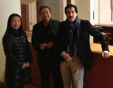 Visita prof. Naonori Tsuda