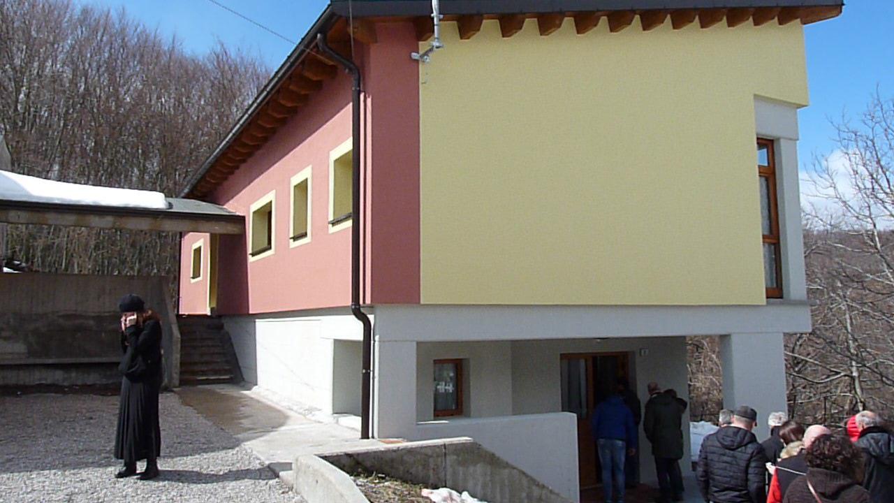 Ex Canonica - esterno ristrutturato
