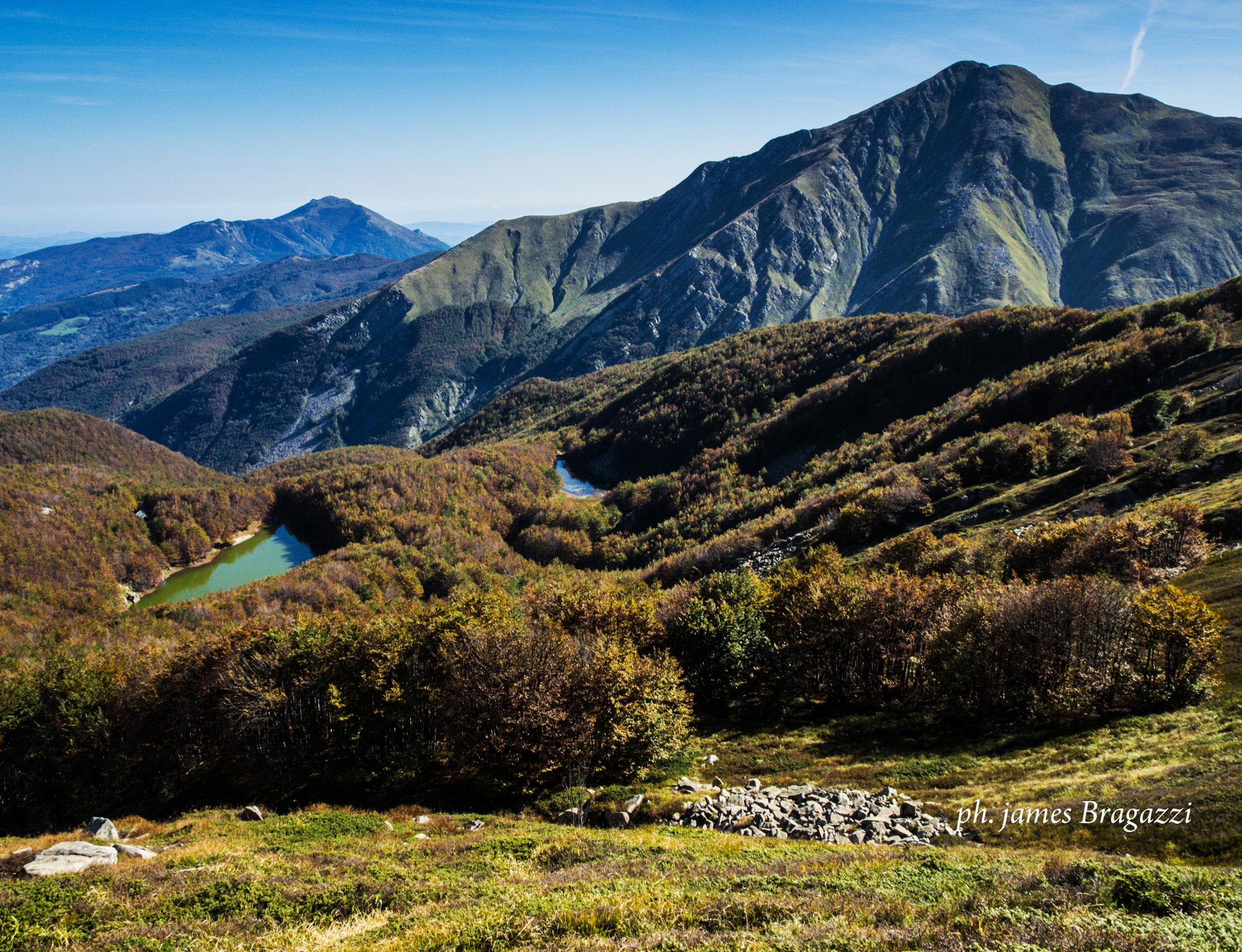 Lago di Monte Acuto e Casarola